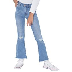 YMI Big Girls Denim Flared Jeans