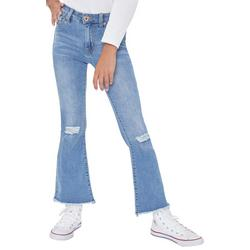 Big Girls Denim Flared Jeans