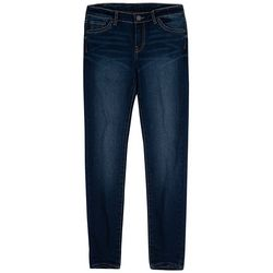 Big Girls 710 Super Skinny Denim Jeans