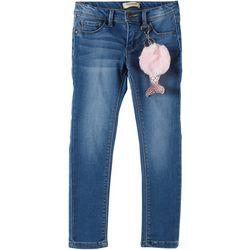 Squeeze Little Girls Mermaid Tail Denim Jeans
