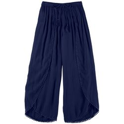 Big Girls Solid Beach Pants