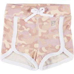 Little Girls Camo Ellie Tulip Hem Shorts