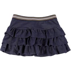 Little Girls Solid Ruffle Skort