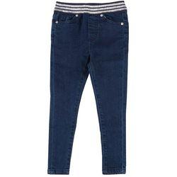 Jessica Simpson Little Girls Gracie Denim Pull On Pants