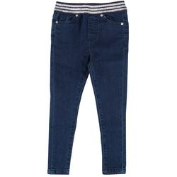 Little Girls Gracie Denim Pull On Pants