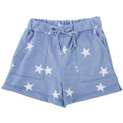 Big Girls Star Print Shorts
