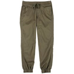 Union Bay Big Girls Solid Jogger Pants
