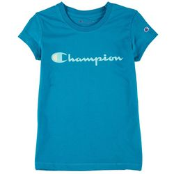 Champion Big Girls Signature Graphic T-shirt