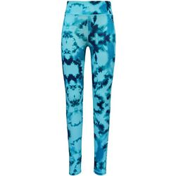 Champion Big Girls Tie Dye Leggings
