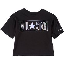 Converse Big Girls All Star Boxy Tee