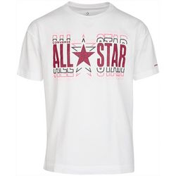 Converse Big Girls All Star Elongated Tee