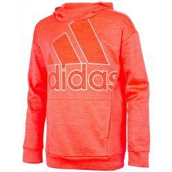 Adidas Big Girls Pullover Hoodie