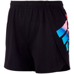 Big Girls Logo Mesh Shorts