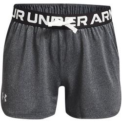 Big Girls Play Up Solid Shorts