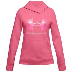 Big Girls Solid Rival Fleece Hoodie