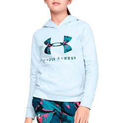 Big Girls Rival Fleece Hoodie