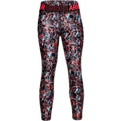Under Armour Big Girls HeatGear Armour Novelty Leggings