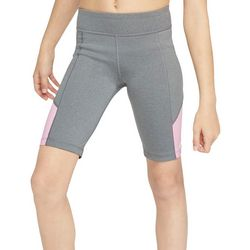 Nike Big Girls Trophy Bike Shorts