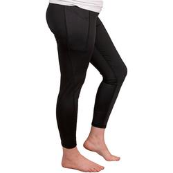 Big Girls Solid Sport Leggings