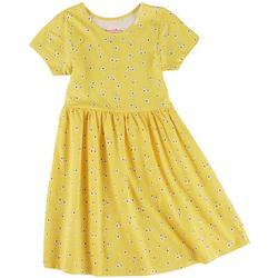 Big Girls Daisy Dress