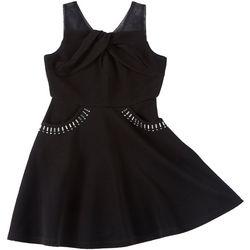 RMLA Little Girls Twist Front Dress