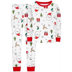 Big Boys 2-pc. Holiday Pajama Set