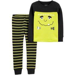 Carters Toddler Boys 2-pc. Monster Pajama Set