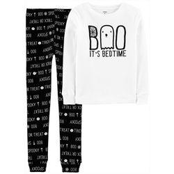 Carters Little Boys Boo Its Bedtime Pajama Pants Set
