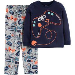 Carters Little Boys Gamer Controller Pajama Pants Set