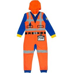 Lego Big Boys Vest Union Pajama Jumpsuit