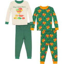 Lego Toddler Boys 4-pc. What Came First Pajama Pants Set