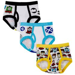 Toddler Boys 3-pk. Briefs