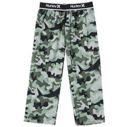 Hurley Boys Camo Shark Pajama Pants