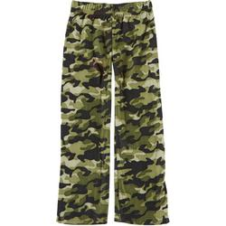 Little Boys Camouflage Pajama Pants