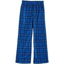 Jelli Fish Inc. Little Boys Plaid Fleece Pajama Pants