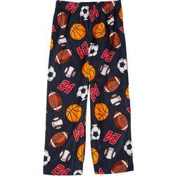 Jelli Fish Inc. Big Boys Sports Print Sleep Pants