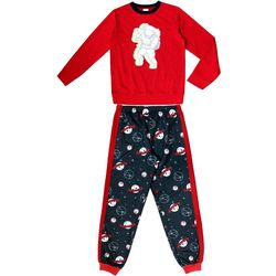 Little Boys 2-pc. Astronaut Pajama Set