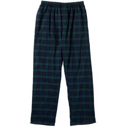 Big Boys Plaid Flannel Pajama Pants