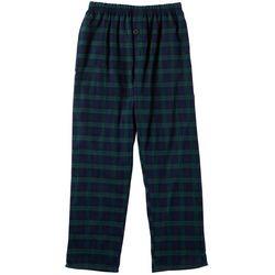 Big Boys Plaid Flannel Pajama Pants