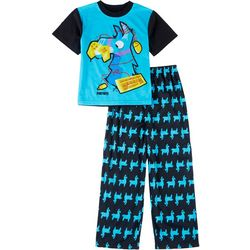 Nintendo Big Boys 2-pc Fortnite Llama Pajama Set