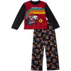 Nintendo Little Boys 2-pc Super Mario Kart Pajama Set
