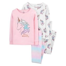 Carters Little Girls 4-Pc. Mix N' Match Unicorn