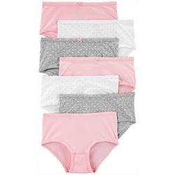 Little Girls 7-pk. Classic Brief Panties