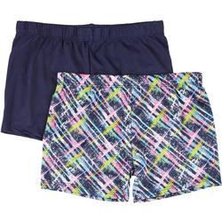 Only Girls Little Girls 2-pk. Play Shorts