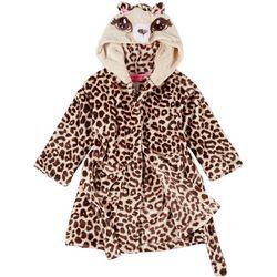 Girls Cat Robe
