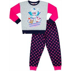 The Lego Movie Big Girls Stars Pajama Pants Set