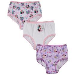Minnie Mouse Toddler Girls 3-pk. Panties