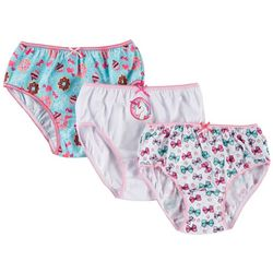 Nickelodeon JoJo Big Girls 3-pk. Panties