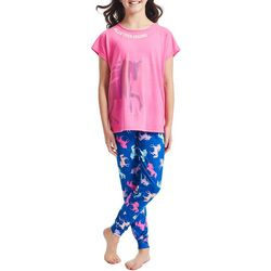 Jelli Fish Inc. Big Girls 3-pc. Follow Your Dream Pajama Set