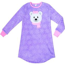 Jelli Fish Inc. Little Girls Polar Bear Nightgown